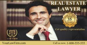 Law Firm Social Media Ad